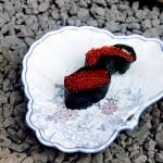 ◆全国の郷土ずし紹介 9月 北海道支笏湖の「チップのイクラずし」◆