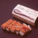 ◆全国の郷土ずし紹介 8月号 京都府京都市の「ハモずし」◆