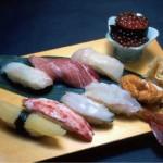 全国の郷土ずし紹介 6月号 北海道の『ウニのすし』