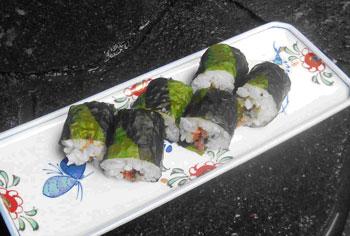 メ巻き寿司