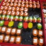 ◆全国の郷土ずし紹介 7月号 タイ王国バンコクの「トビコの軍艦巻き」◆