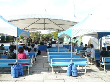 2010年9月12日ドリプラシーサイドライブ3